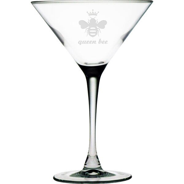 Granli Martini Glass (Set of 4) by Wrought Studio