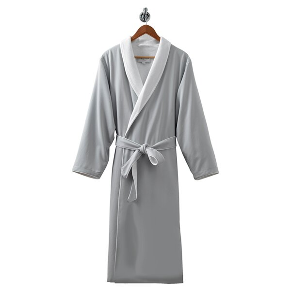 Spa Bathrobe by Kassatex Fine Linens