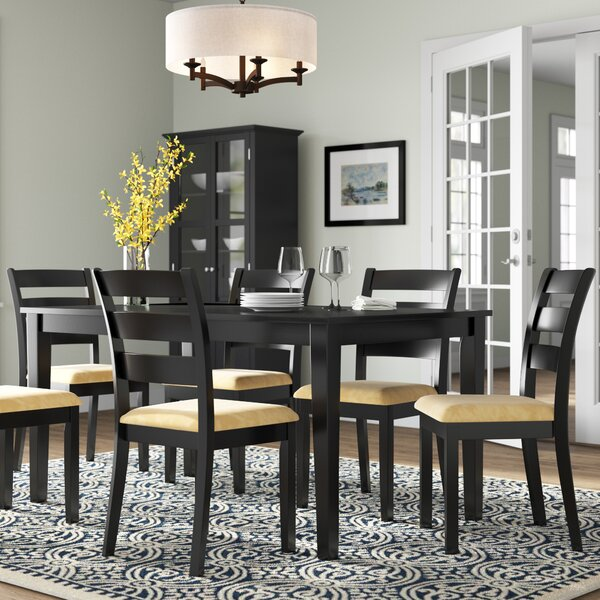 Fresh Oneill 7 Piece Dining Set By Andover Mills 2019 Coupon