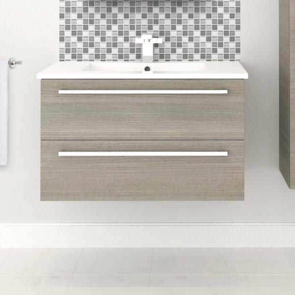 Silhouette 30  Single Bathroom Vanity Set by Cutler Kitchen & Bath