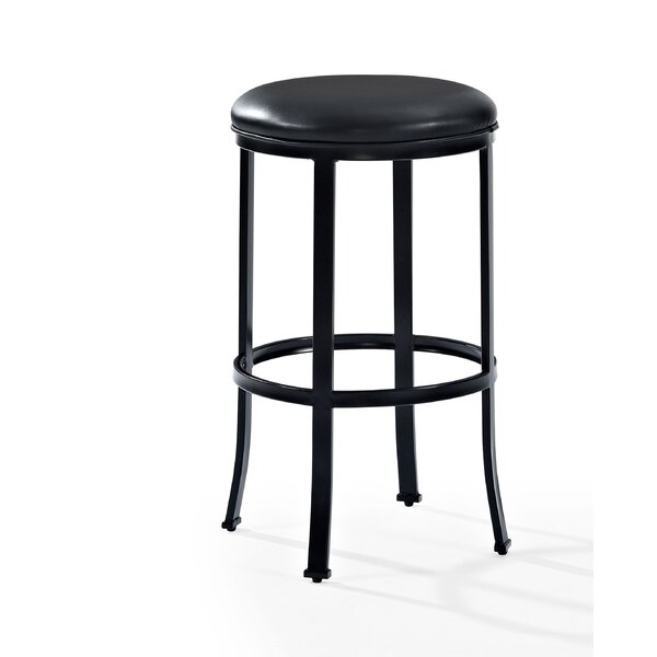 Hadleigh Bar & Counter Stool by Darby Home Co Darby Home Co