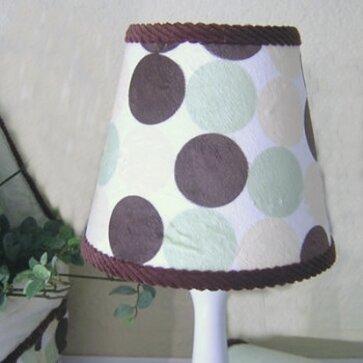 Minky Dot 8 Cotton Empire Lamp Shade by Brandee Danielle