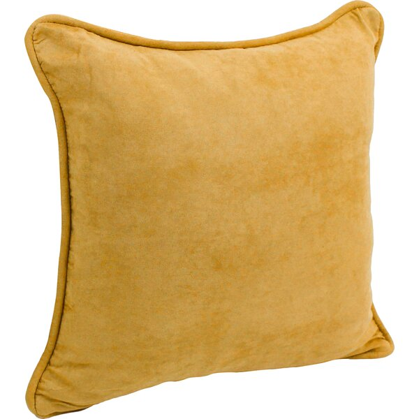 Hargreaves Corded Throw Pillow (Set of 2) by Three Posts