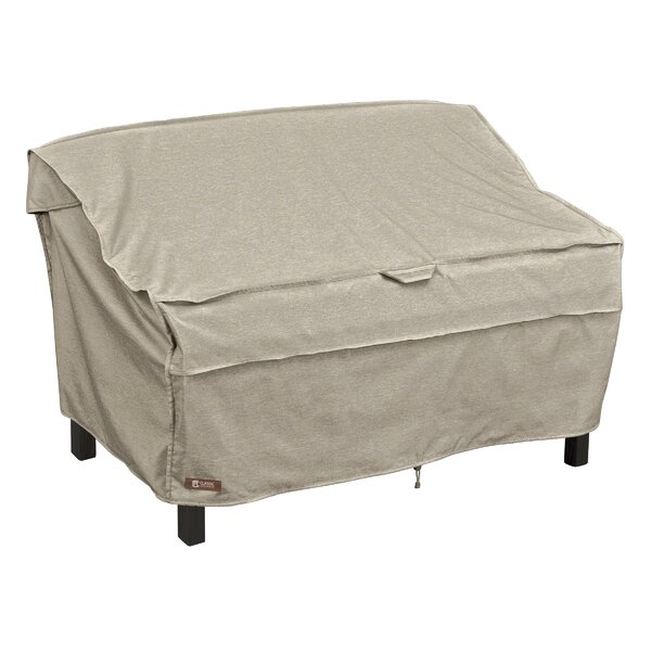 Searcy Water Resistant Patio Bench Cover by Freeport Park