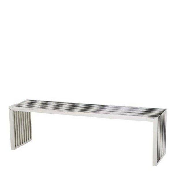 Carlisle Metal Bench by Eichholtz