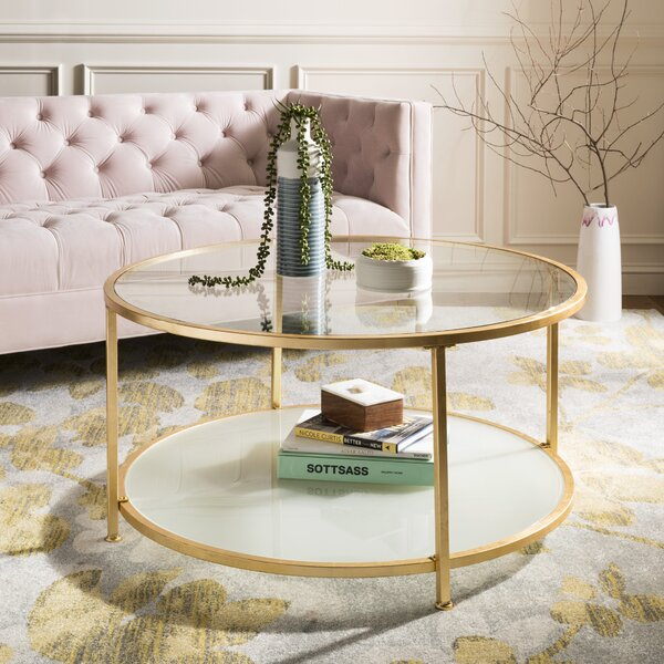 Hodnett 2 Tier Coffee Table by Mercer41