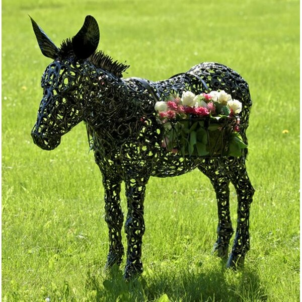 Donkey Flower Plant Stand by Zaer Ltd International