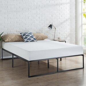 Platform Bed Frame by Alwyn Home