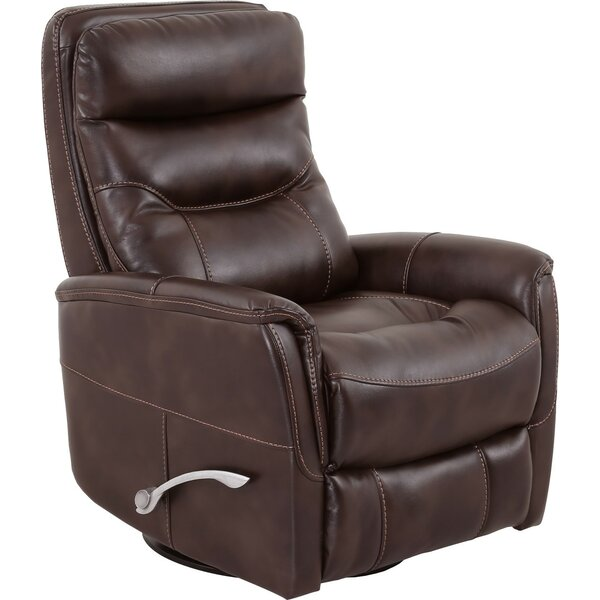 Cohoba Manual Glider Swivel Recliner [Loon Peak]