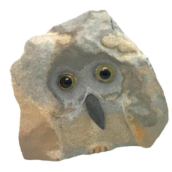 Basalt Owl by Loon Peak