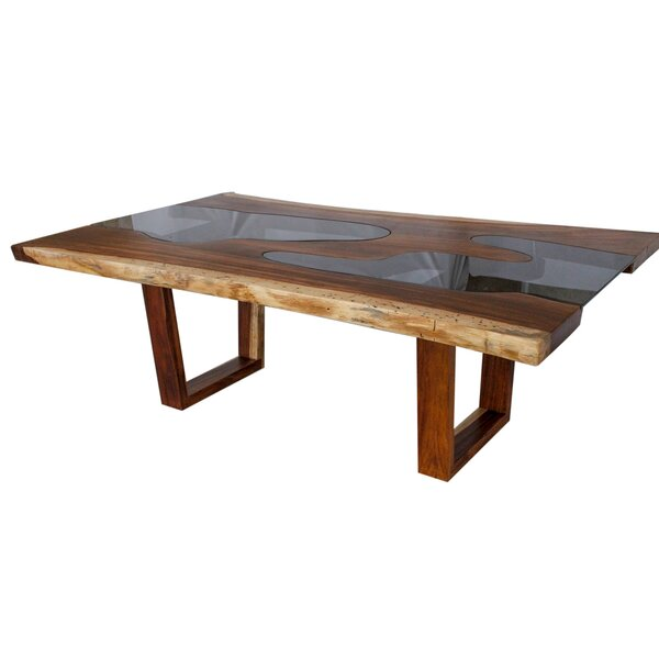 Okanogan Live Edge Dining Table by Foundry Select