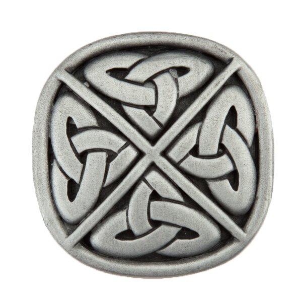 Celtic Square Knob by Acorn