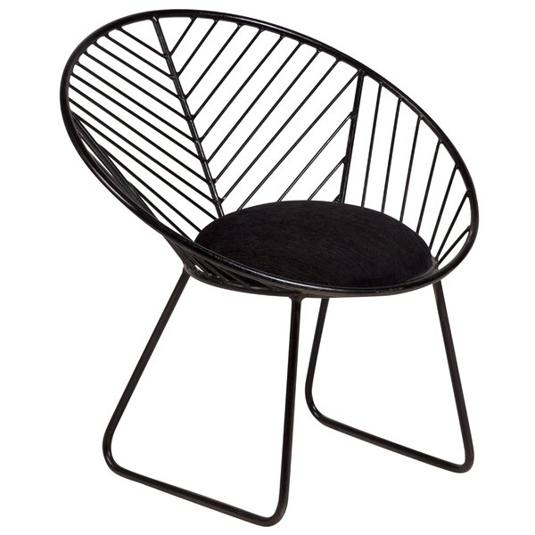 Campos Papasan Chair by Brayden Studio