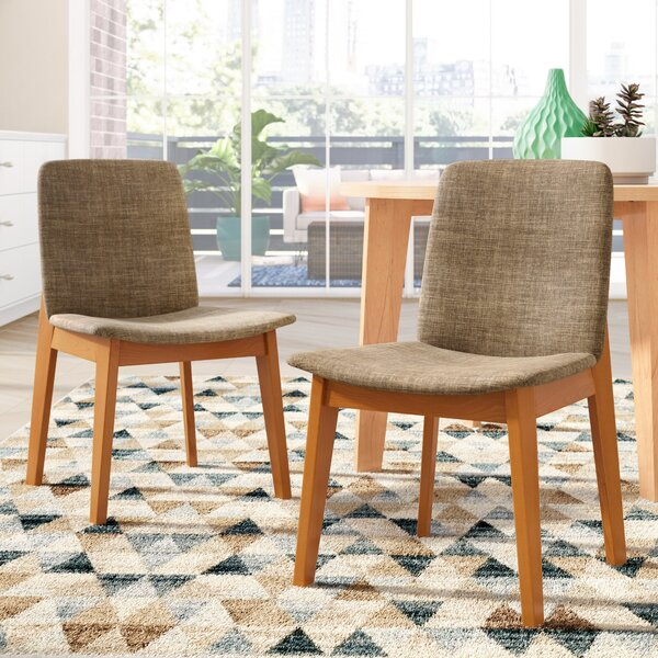 Binkley Side Chair (Set of 2) by Mercury Row