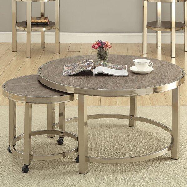 Elwyn Coffee Table By A&J Homes Studio