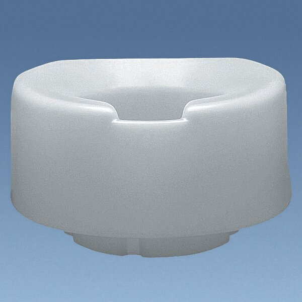 Contoured Tall-Ette Raised Toilet Seat by Maddak