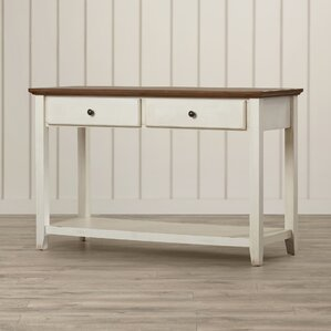 Beachcrest Home Willow Console Table Image