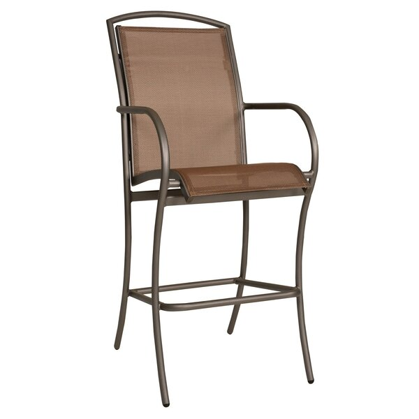 Rivington 31 Patio Bar Stool by Woodard