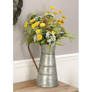 Beautiful Watering Jug Table Vase
