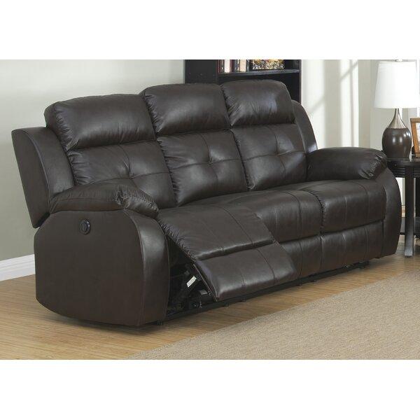Raiden Reclining Sofa By Red Barrel Studio