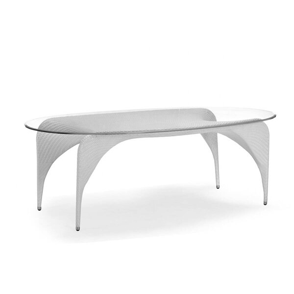 Rivage Oval Dining Table by 100 Essentials
