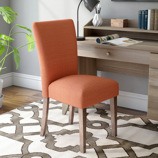 Review Rebersburg Upholstered Dining Chair
