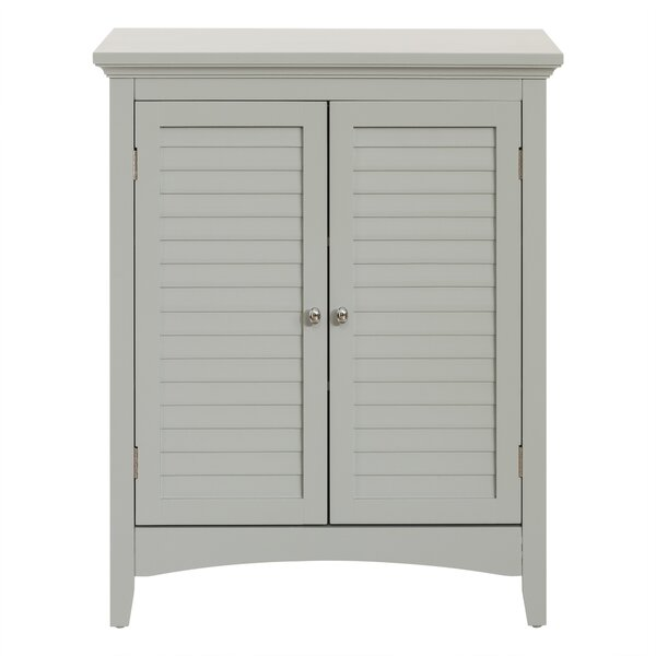 Swanage 26 W x 32 H Linen Tower by Highland Dunes
