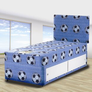 Football Single Divan Base By All Home