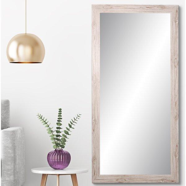 Oyster Grain Full Length Mirror by Brandt Works LL