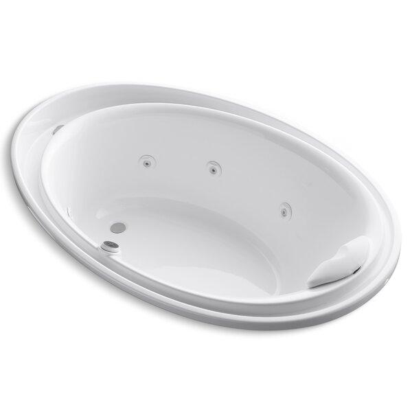 Purist 72 x 46 Whirlpool Bathtub by Kohler
