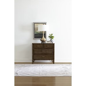 Santa Clara 4 Drawer Nightstand by Sta..