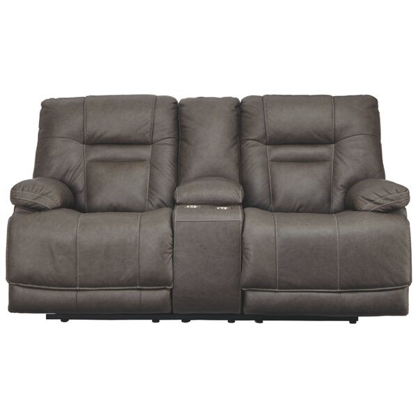 Mariel Reclining Loveseat By Loon Peak