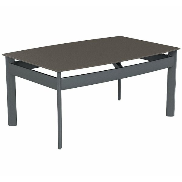 Kor Metal Coffee Table by Tropitone