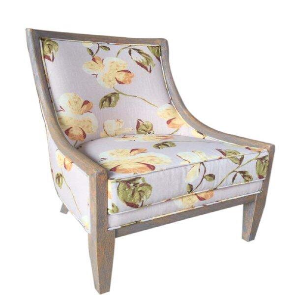 Lars Slipper Chair by One Allium Way