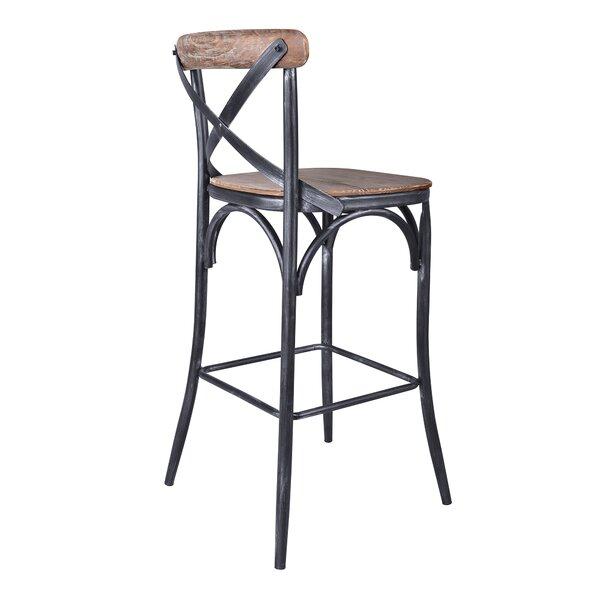 Girard 30 Bar Stool by Williston Forge