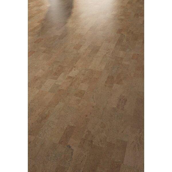 Cork Go 11-3/4 Flooring in Seduction by Wicanders