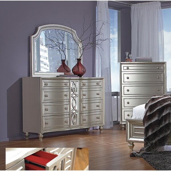 Anette 4 Drawer Chest by Willa Arlo Interiors