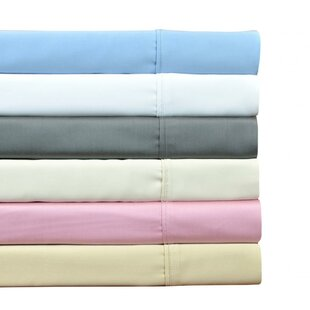 Rayon from Bamboo Sateen Premium 510 Thread Count Sheet Set By Brielle