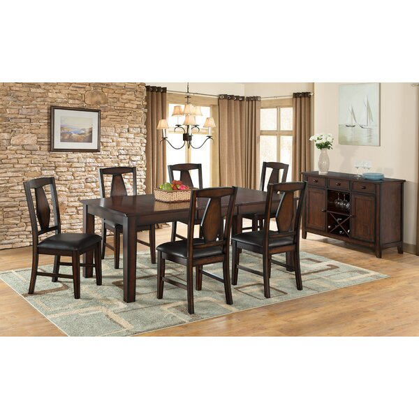 Tuscan Hills Extendable Dining Table by Vilo Home Inc.