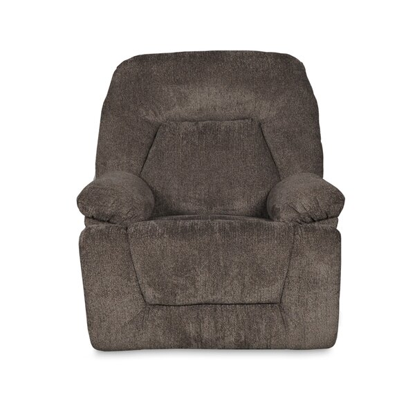 Madison Manual Glider Recliner by Revoluxion Furniture Co.