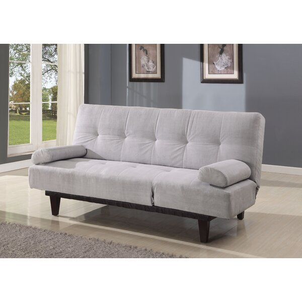 Propst Microfiber Sleeper Sofa by Winston Porter