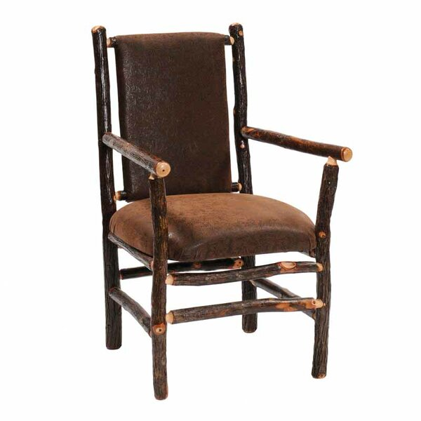 Hickory Armchair by Fireside Lodge