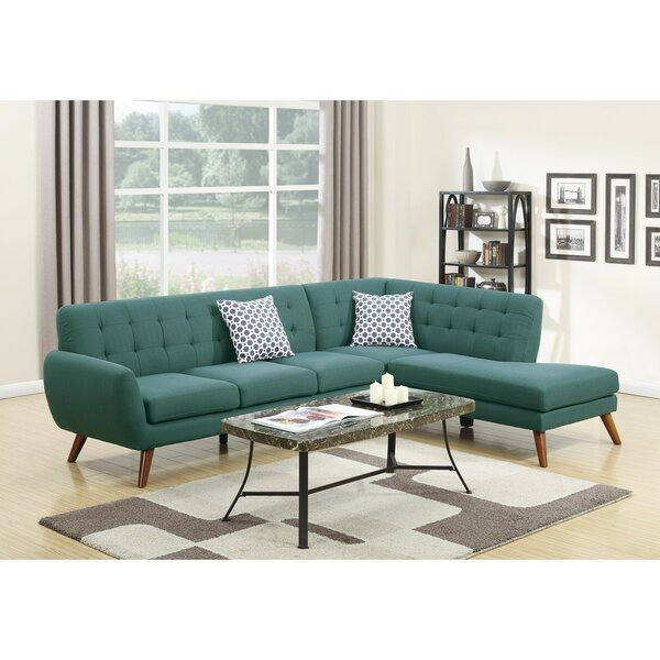 Frank Sectional by George Oliver