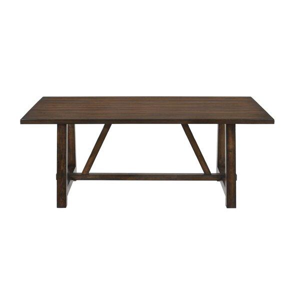 Eller Trestle Dining Table by Gracie Oaks Gracie Oaks