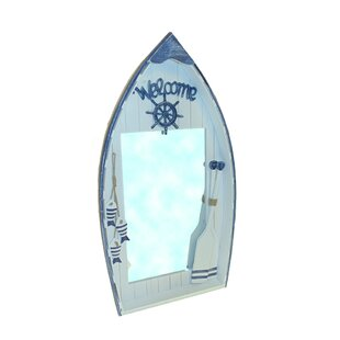 Highland Dunes Oetjen Boat Accent Mirror