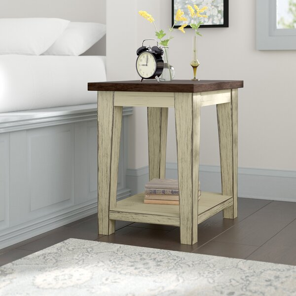 Penni End Table by August Grove