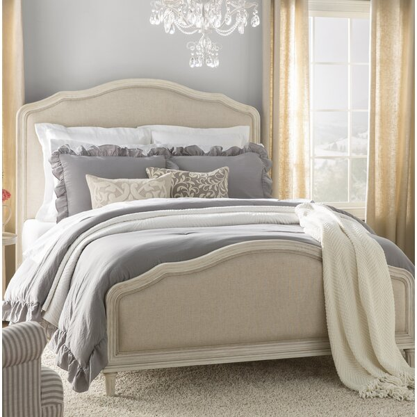 Watson Upholstered Panel Bed by Birch Lane™