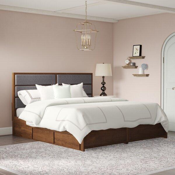Fraser Upholstered Storage Platform Bed By Ivy Bronx