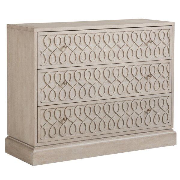 Malibu 3 Drawers Standard Dresser by Barclay Butera