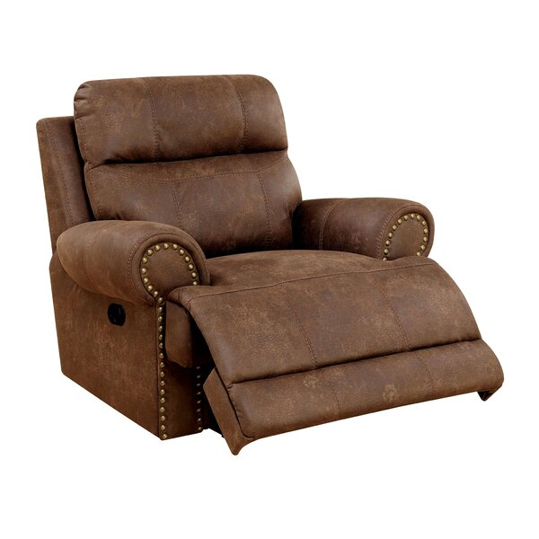 Blakeway Manual Glider Recliner [Red Barrel Studio]
